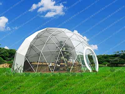 球形帐篷价格_江苏球形帐篷供应商
