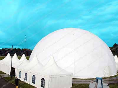 球形帐棚出售 球形帐篷厂家
