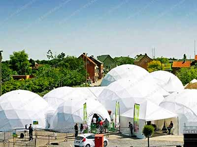 耐用的球形帐棚,球形帐篷价格