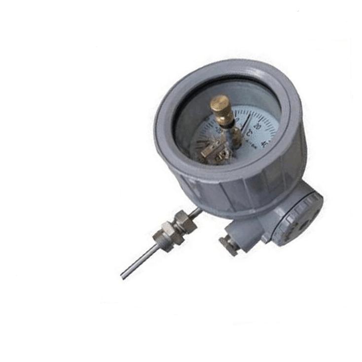 上海儀表集團公司防爆電接點溫度表_全型號定制_廠家直銷