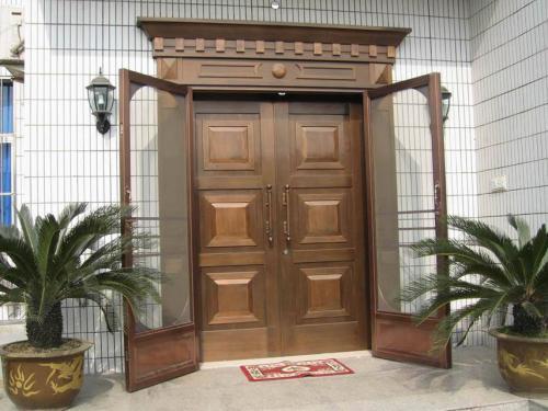 找沈陽別墅專用門|沈陽別墅專用門廠家就去沈陽開門紅門窗