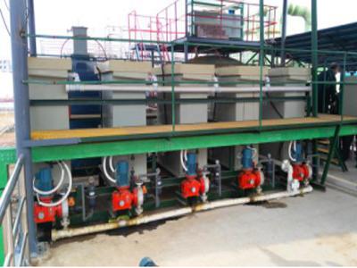 工业废水处理工艺流程 内特环保供应可靠的工业废水处理