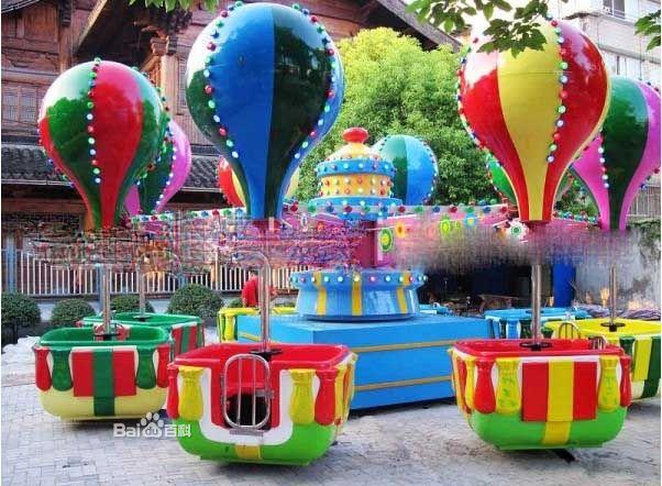 桑巴氣球游樂設備