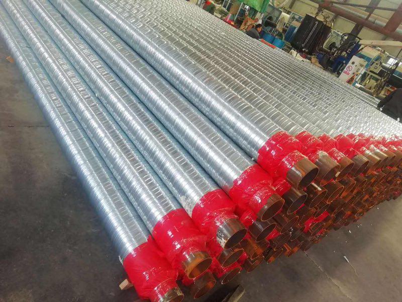 山东聚氨酯保温管厂家-广发保温好用的山东聚氨酯保温管新品上市
