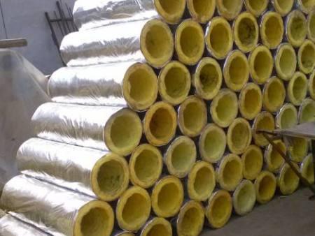 山东直埋保温管     烟台玻璃棉制品