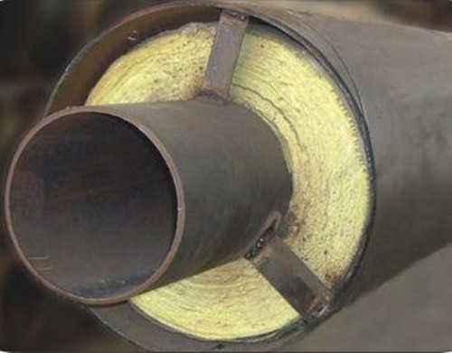玻璃棉制品-供应烟台口碑好的山东直埋保温管