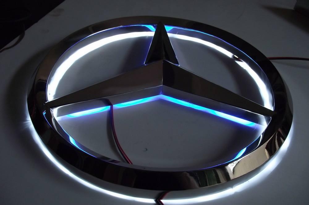 便捷的三维汽车标志-信誉好的三维汽车标志定做厂家推荐