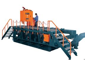 板/块专用立式带锯床SV-4060