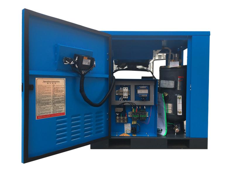 池州开山螺杆式空压机-想买质量良好的开山空压机,就来国友机电设备