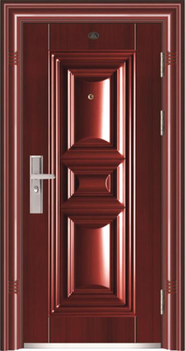 金属门窗批发出售-优惠的木质门锦天门业供应