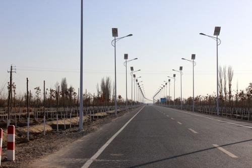 克拉瑪依高桿燈-烏魯木齊新疆路燈專業提供商