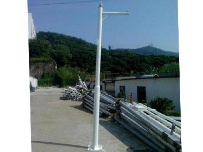 阿克苏监控杆厂商-大量供应高质量的新疆监控立杆