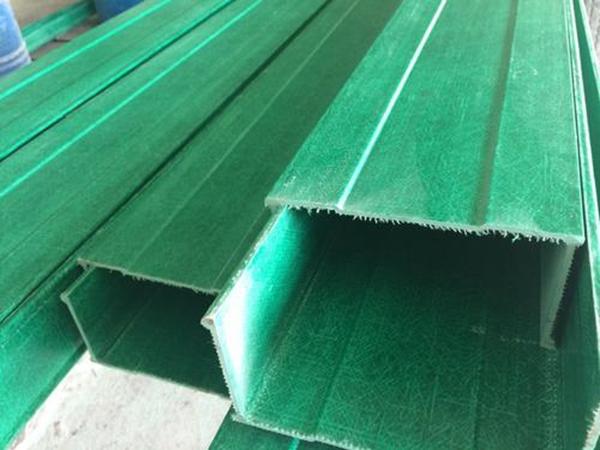 化工厂电缆线槽_化工厂电缆桥架价格_生产厂家河北精创玻璃钢