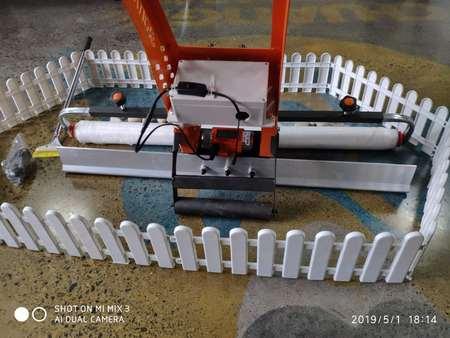 混凝土电动覆膜机