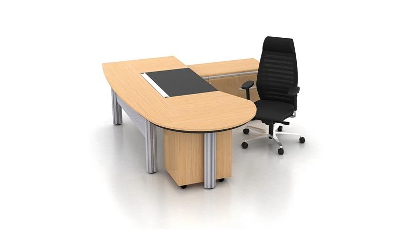 办公家具厂家|有品质的行政人员台推荐