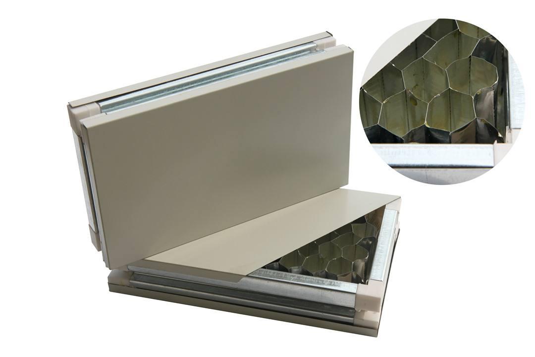 伊犁玻镁夹芯岩棉手工板定做|炳盛达净化科技有限公司优良的新疆手工板