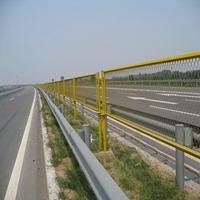 玻璃钢高速道路防眩网-玻璃钢防眩网自产自销-精创玻璃钢厂