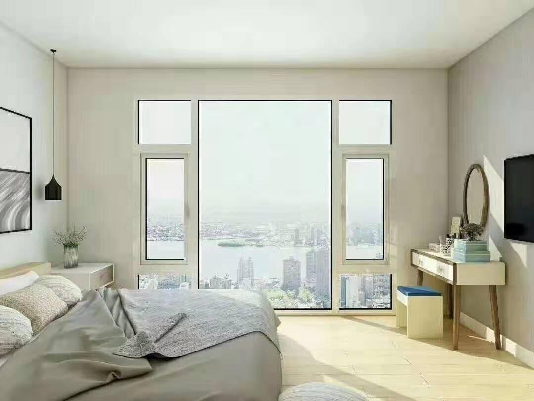 寧夏鋁合金門窗-鋁合金門窗加工就找寶利佳豪門鋁業公司