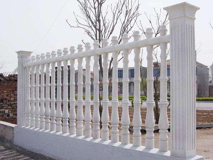 仿木栏杆-恒雅圆林景观