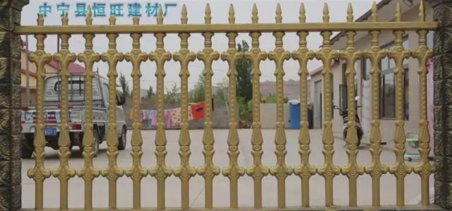 中宁水泥艺术围栏-大量出售好的水泥艺术围栏
