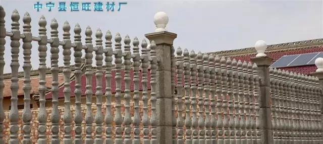 固原水泥艺术围栏哪家有_为您推荐恒雅园林景观有品质的水泥艺术围栏