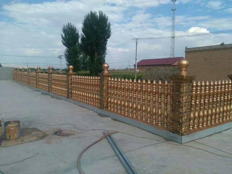 中宁水泥艺术围栏-供不应求的水泥艺术围栏推荐