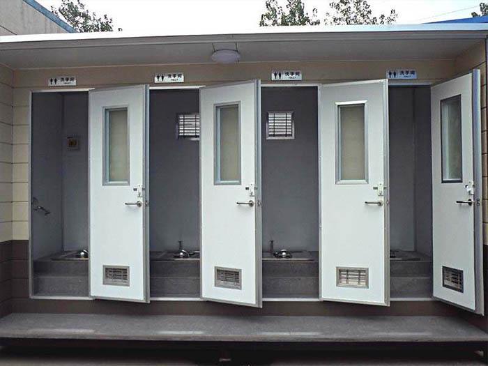 云南仿古环保厕所