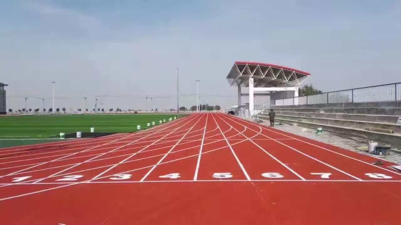跑道施工單位-寧波可信賴的透氣型跑道