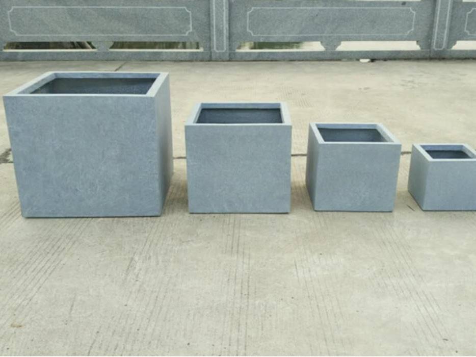 陕西水泥花盆哪里有卖的 可靠的水泥花盆批发价格