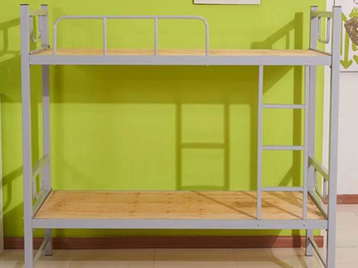 內蒙宿舍高低床價格-買寧夏高低床就來寧夏圣泰鋼木