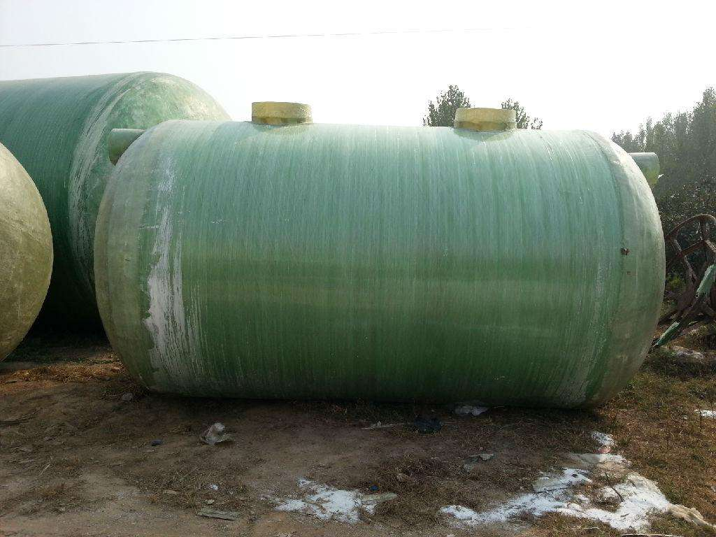 双翁化粪池 玻璃钢化粪池 整体化粪池抗压强度高