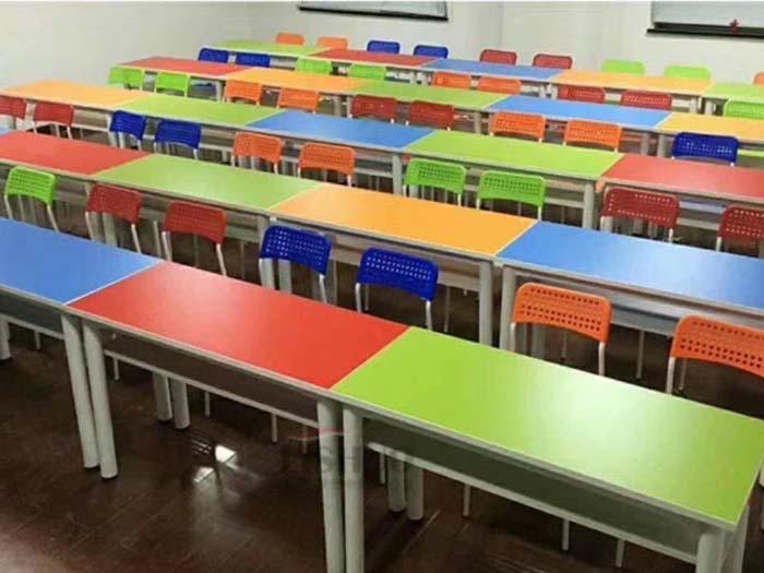 銀川地區優良寧夏課桌椅供應商  _吳忠課桌椅報價