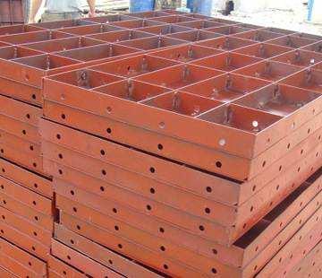青海異形鋼模板加工-蘭州鋼模板知名廠商