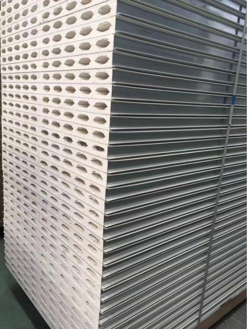 伊犁瓦楞巖棉夾心板定制-炳盛達凈化科技有限公司新款新疆機制板出售