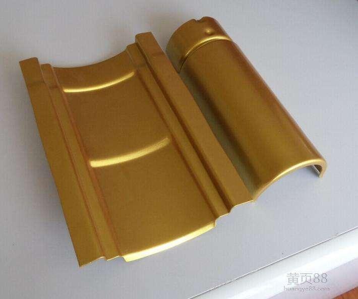 金属仿古瓦价格-专业的金属仿古瓦供应