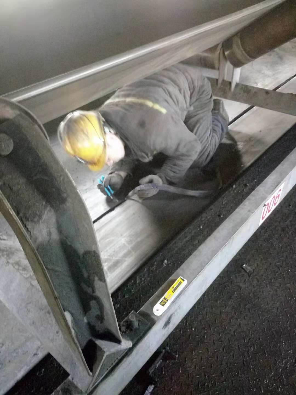 魯祥恒盛商貿公司提供的新疆輸送帶維修服務優良 哈密傳送帶維修多少錢