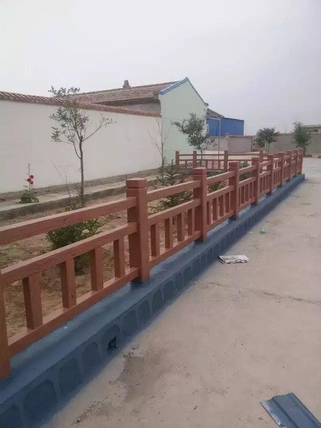 安康仿木栏杆-物超所值的仿木栏杆陕西毅力景观材料供应