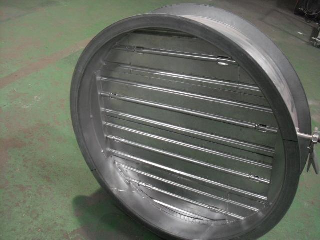 选购风量调节阀|专业的不锈钢风阀制作商