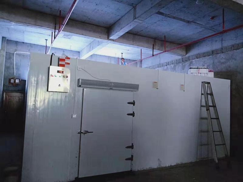 哪有优良冷冻库厂家-峡江制冷行业