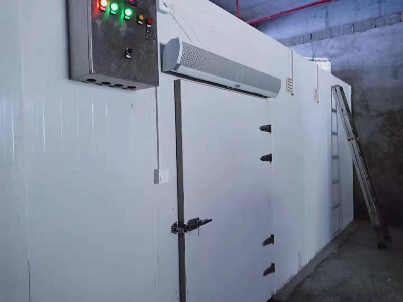 赣州冷库厂家   宁都肉类冷藏库专业设计 +安装+维修+保养