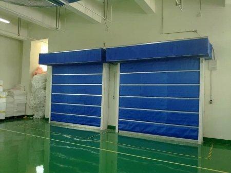 本溪防火卷簾門-沈陽開門紅門窗安裝工程專業生產供應防火卷簾門