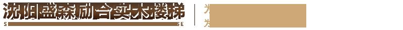 沈陽經濟技術開發區盛森勵合實木樓梯經銷處