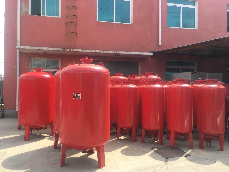 沈陽吉興機械鑄造出售專業的穩壓罐-穩壓罐廠家