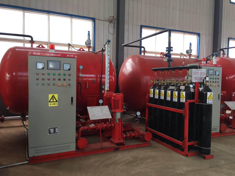 沈陽吉興機械鑄造專業供應,消防氣體頂壓設備價格