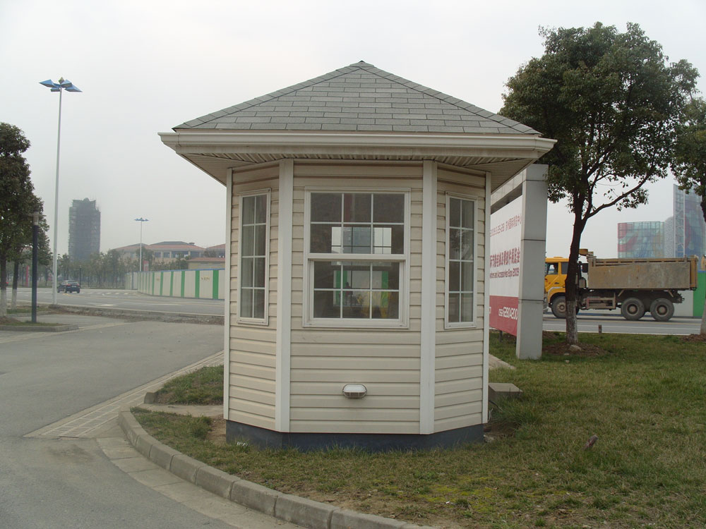 崗亭廠家-質量硬的崗亭在哪能買到