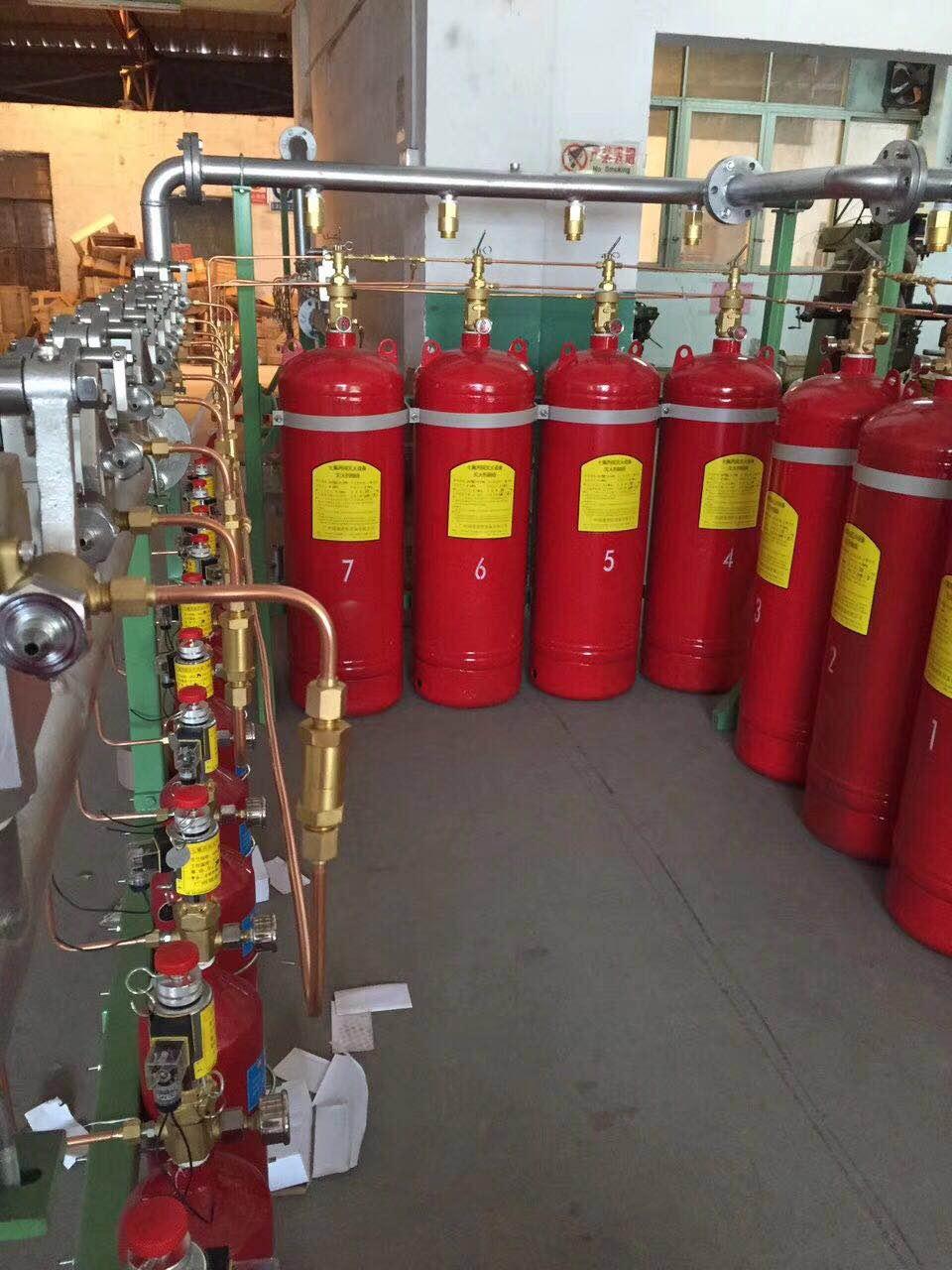 遼寧耐用的七氟丙烷氣體滅火設備供銷|七氟丙烷氣體滅火設備多少錢