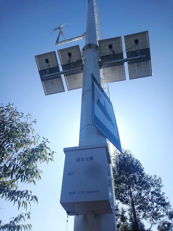 道路监控太阳能供电供货厂家_什么样的交通监控太阳能供电系统是可靠的