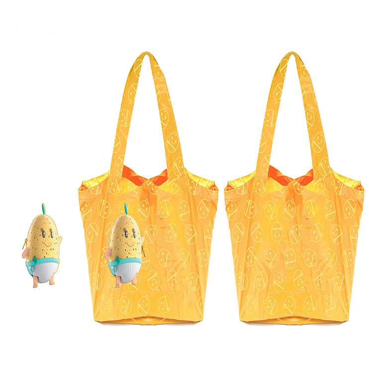 东莞U型折叠购物袋厂家_哪里能买到精致的折叠袋