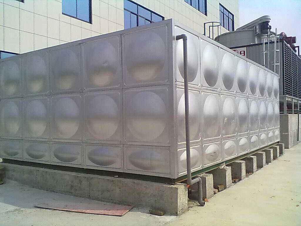 生活水箱 真空水箱 玻璃钢焊接式水箱适应性强