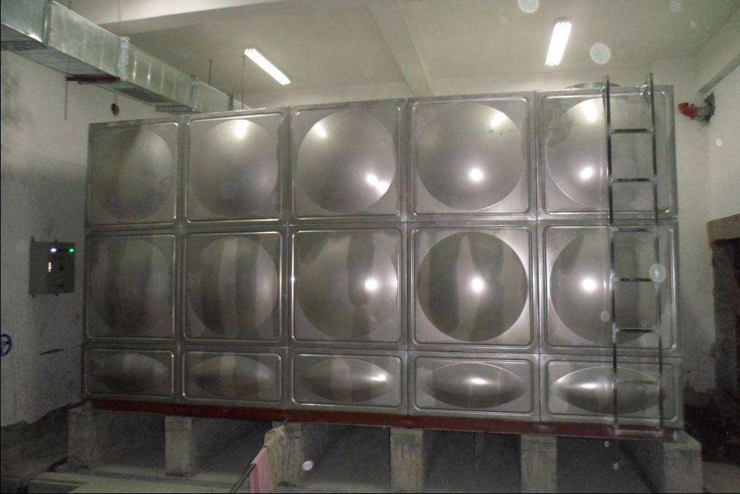 密闭水箱 暗藏水箱 玻璃钢房顶水箱厂家直销